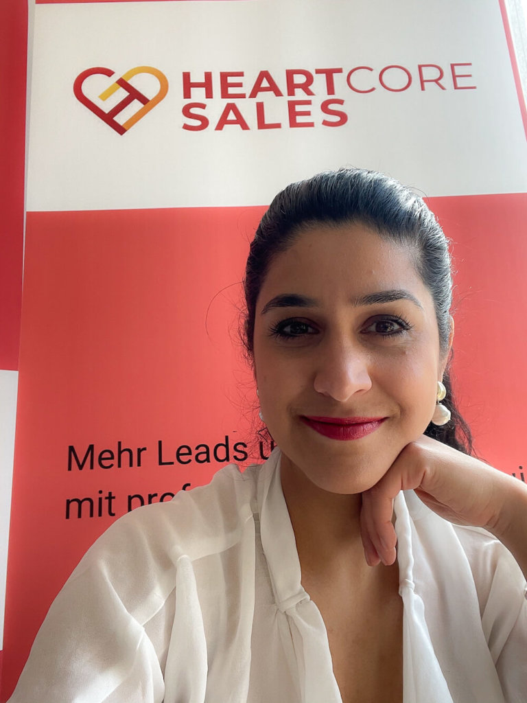 Sales Coaching mit Heartcoresales