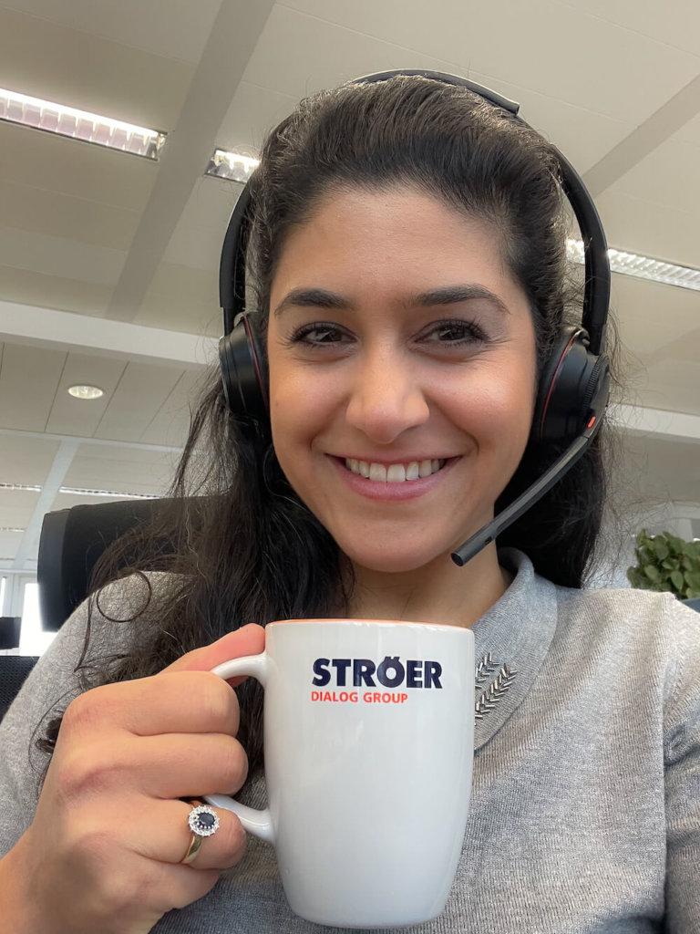 Sales Coaching bei Stöer mit Lily Mizani